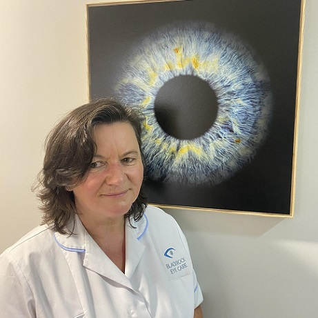 Mary Malone, Ophthalmic Technician